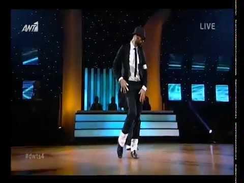 Gossip-tv.gr Μιχάλης Μουρούτσος a la Μάικλ Τζάκσον