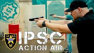IPSC клуб в Санкт-Петербурге Section A2. Action Air. Обучение Практической стрельбе.