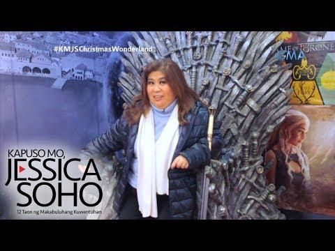 Kapuso Mo, Jessica Soho: Set locations ng 'Game of Thrones,' binisita sa Croatia!