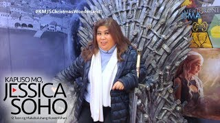 Kapuso Mo, Jessica Soho: Set locations ng