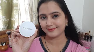 Colorbar rediant white fairness compact review #vishakhavyassharma #colorbar