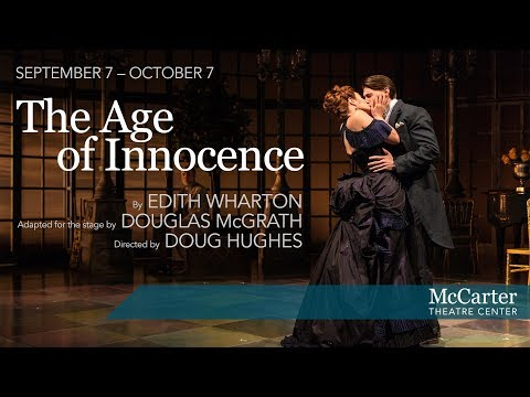 The Age of Innocence at McCarter – p