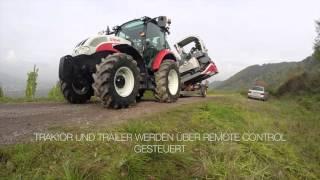 Steillagen-Vollernter CH500ST made by HOFFMANN Landmaschinen