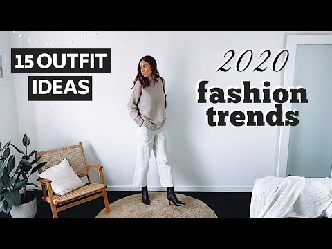 2020 FASHION TRENDS LOOKBOOK | Part Two | 15 Outfit Ideas. http://bit.ly/2GPkyb3