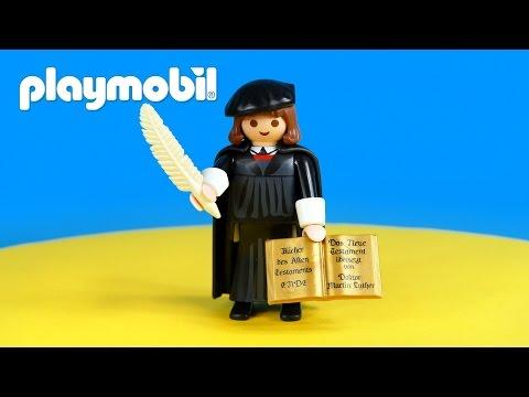 Playmobil Film Martin Luther Animation | Playmobil Set 6099