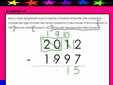 math worksheet : subtracting across zeros  youtube : Subtracting Across Zeros Worksheets 3rd Grade