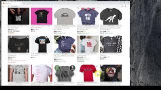 부업으로 티셔츠, 토트백 판매를 하고자 할때, 서브리메…