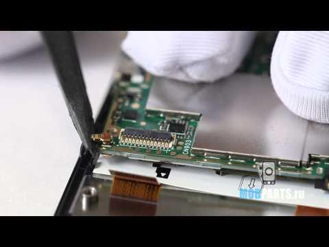 Sony Xperia J как разобрать, ремонт и сборка Xperia J