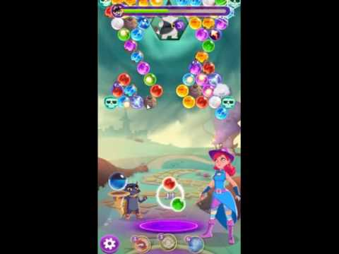 Bubble Witch Saga 3 Level 100 - NO BOOSTERS 🐈