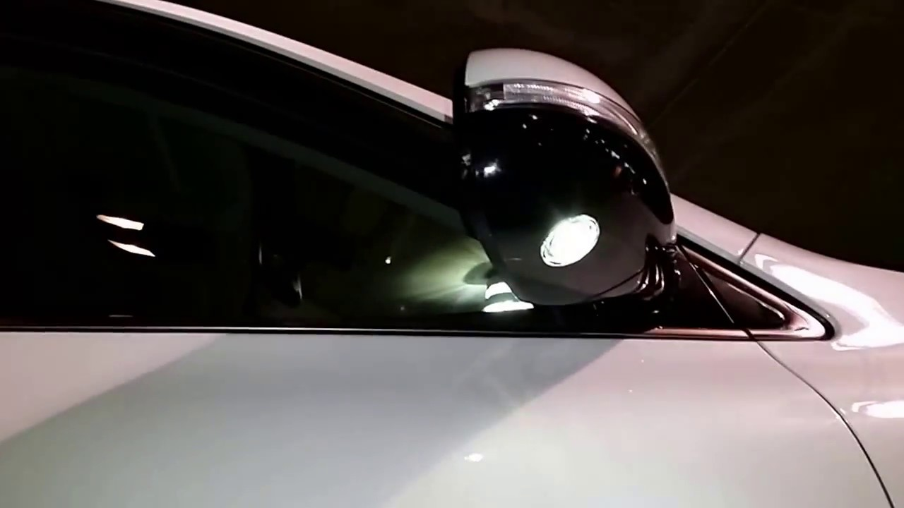 Side Mirror Puddle Led Lights Part 1 16 Kia Sorento