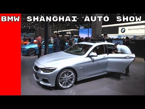 BMW At Autoshanghai - Shanghai Auto Show 2017