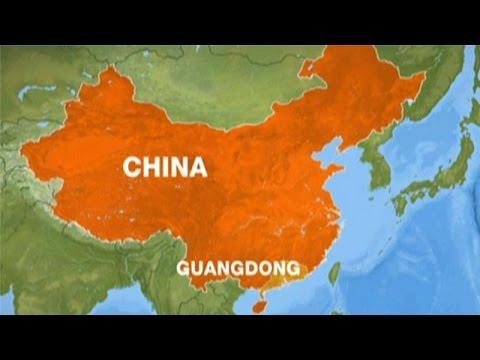China shopping mall fire kills at least 17