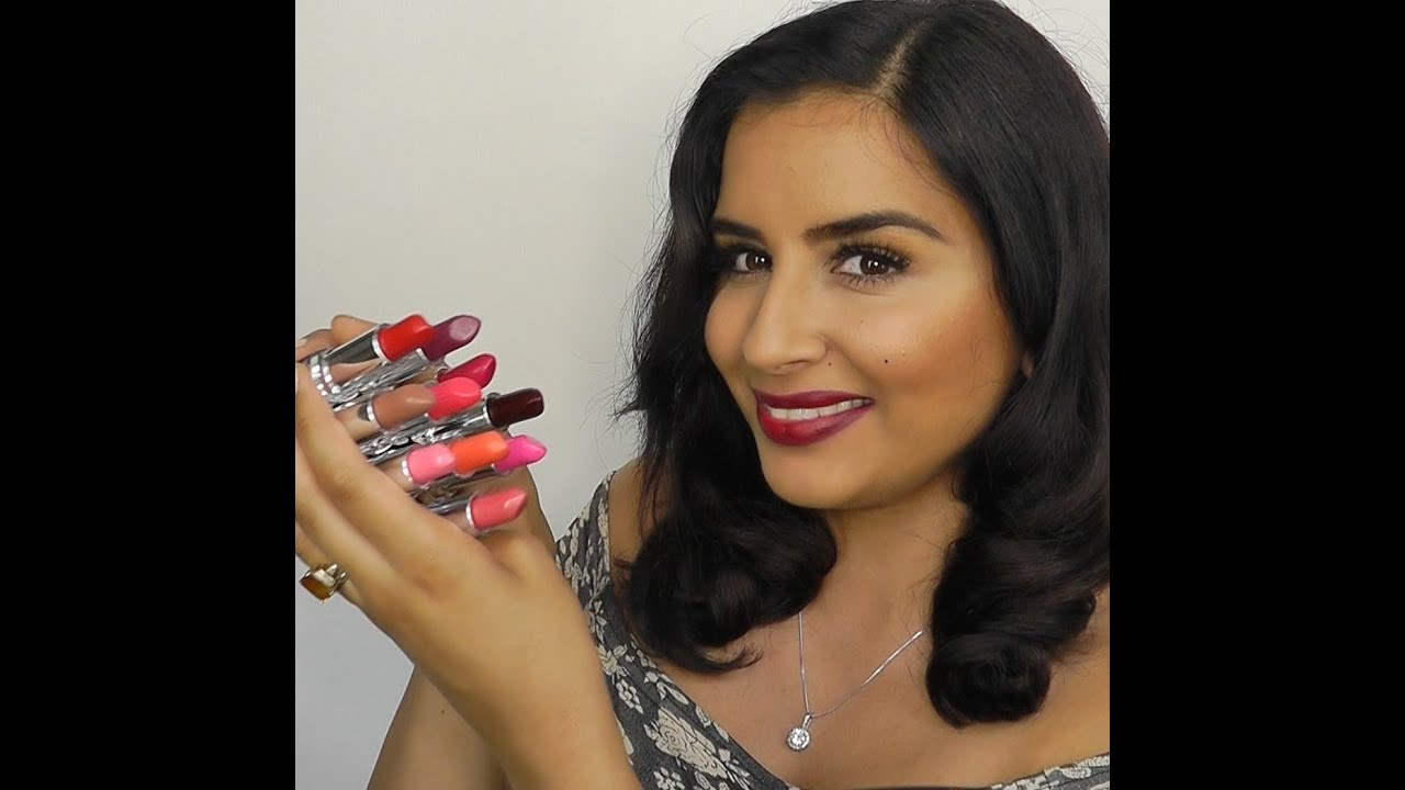 Get The Bold Look With New Ultra Colour Bold Lipstick Youtube