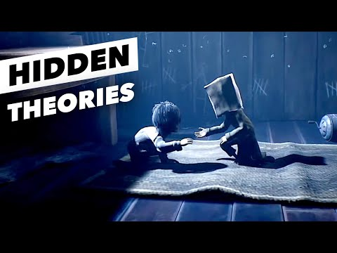 Little Nightmares 2 NEW THEORY  
