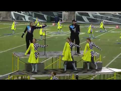 Central Valley High School Marching Band Finals at the 2018 FOB/NWAPA Championships, MC