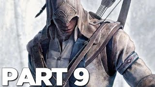 ASSASSIN'S CREED 3 REMASTERED Walkthrough Gameplay Part 9 - SAIL (AC3)