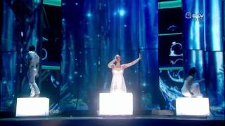 Eurovision 2009 Chipre - Christina Metaxa - Firefly Hd