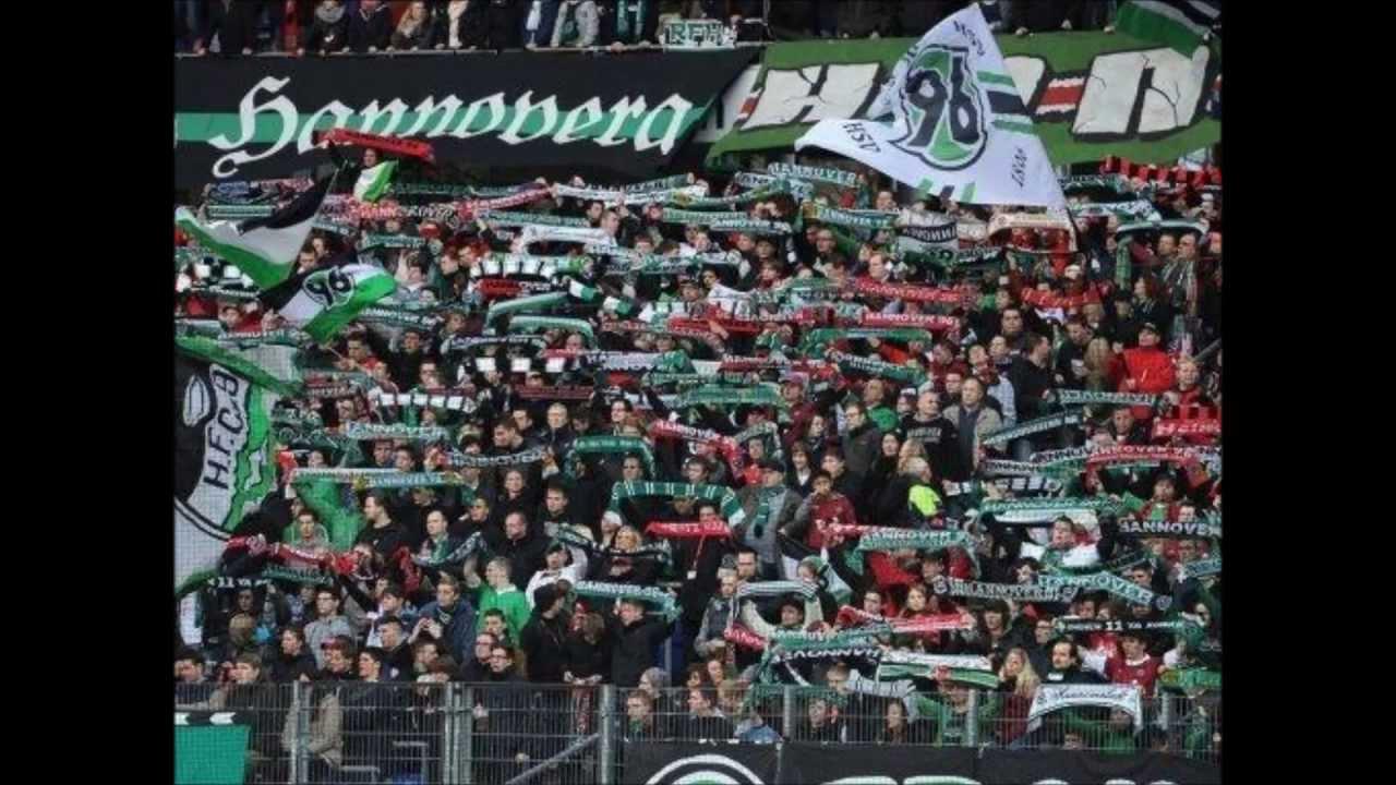 96 alte Liebe (Hannover 96 Hymne) - YouTube