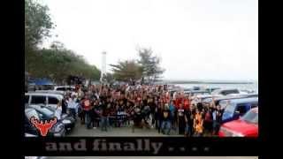 Touring TKCI Yogya - Cilacap