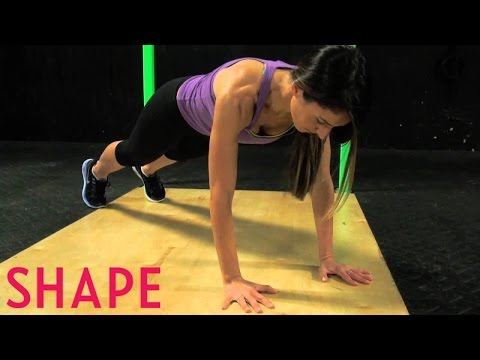 10-Minute Cardio Blast Complete Workout | Shape