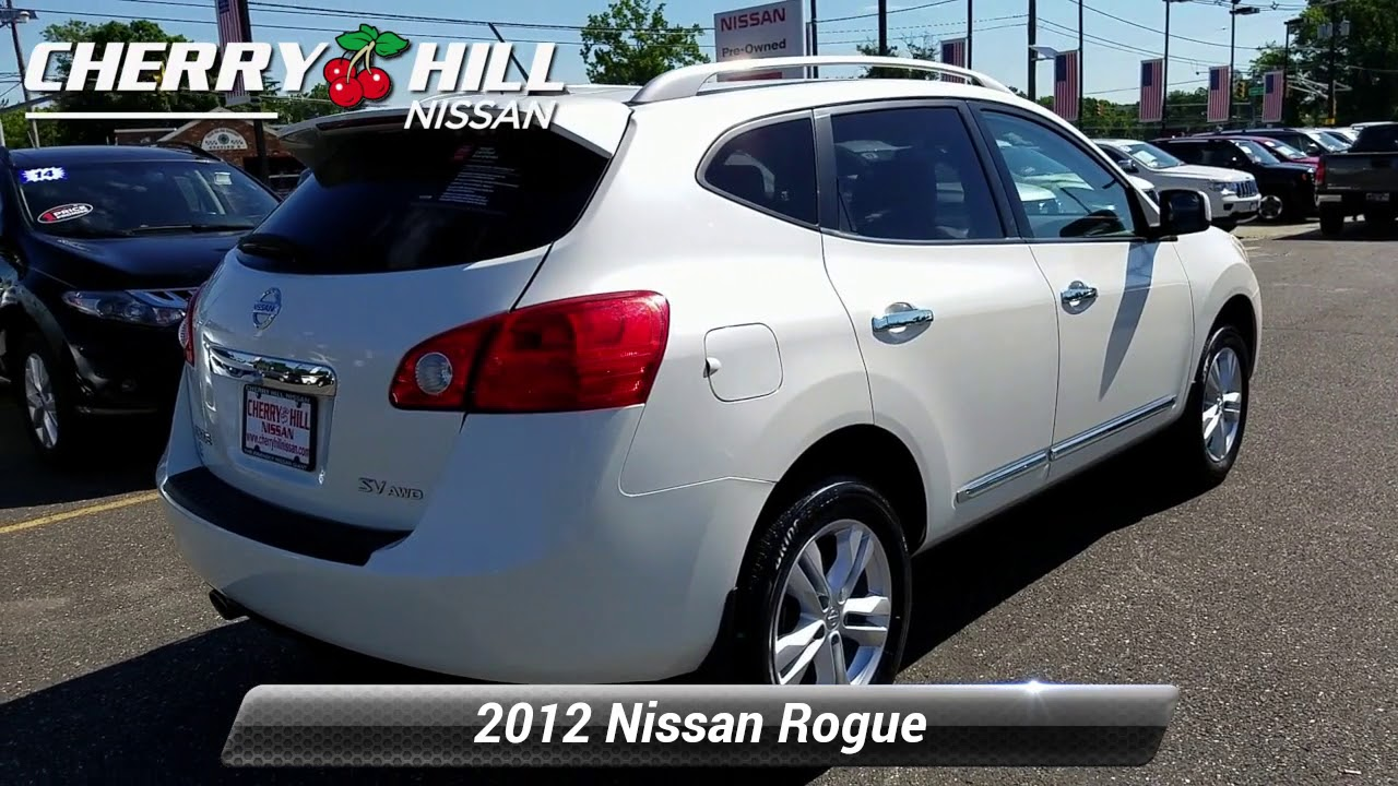 Used 2012 Nissan Rogue SV, Cherry Hill, NJ 71180A