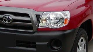 Toyota Tacoma - Daytime Running Lights - Burnt Lenses