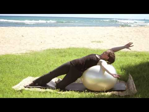 Upside-Down Pilates - Balance Ball Level I Part I