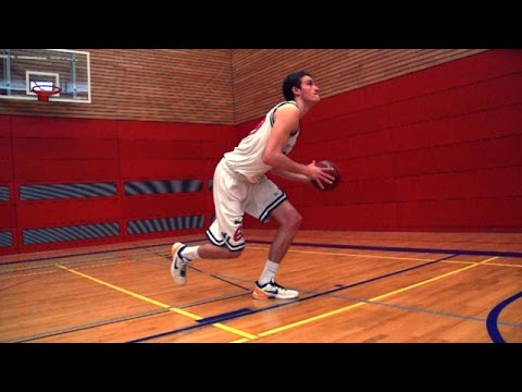 Basketball Power Forward Skills & Drills (Trailer)