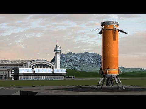 Historic Rocket Landing - Blue Origin's New Shepard ...