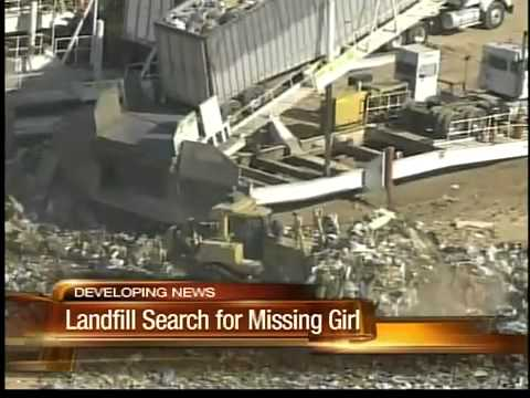 Landfill search for missing AZ girl begins Monday