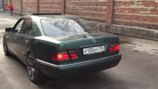 W210 E500 m119