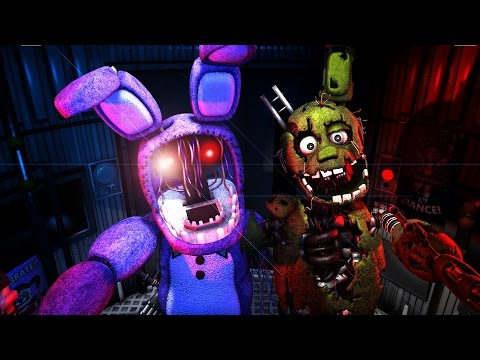 99% OF PEOPLE WILL GET SCARED WATCHING THIS FNAF ANIMATION COMPILATION ► WILL YOU BE ONE OF THEM?