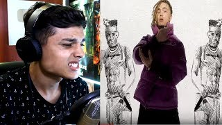 "[Reaccion] XXXTENTACION & Lil Pump ft. Maluma & Swae Lee - ""Arms Around You"" (Official Music Video)"