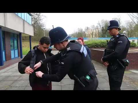 'Know Your Rights' - Nottingham Youth Commission's Stop and Search Film