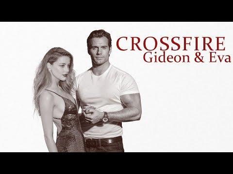 CROSSFIRE SERIES    Sylvia Day Books Series    Gideon & Eva