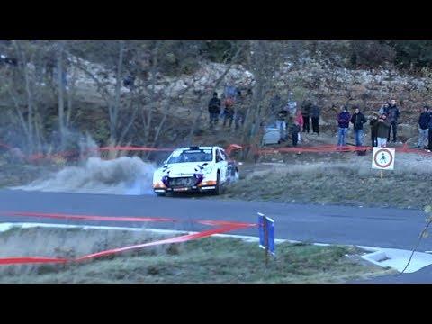 Rallye du Fenouillèdes 2017 (big SHOW & mistakes)[HD]