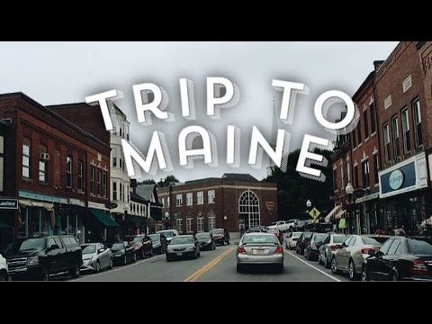 PORTLAND, MAINE |Travel Videography