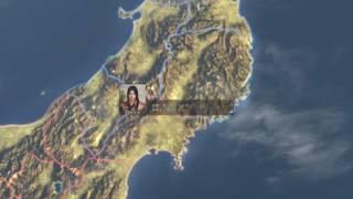 [信長の野望 創造 pk]西方の野望~蝦夷から乱世に物申す 3~