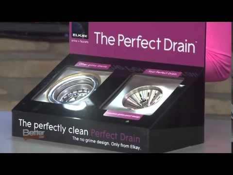 Elkay S Perfect Drain Featured On The Better Show