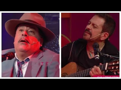 El Rey del tic y Guillerno Fernández cantan