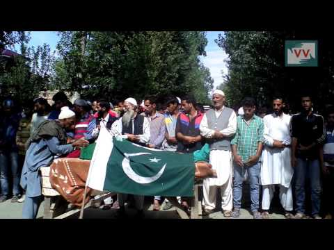 Nadihal protest and killing, Yaseen Reports from Baramulla