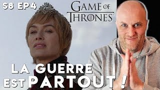 GAME OF THRONES - Saison 8 Episode 4 - Critique !