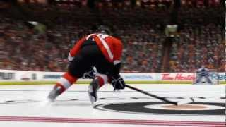 NHL 13 Demo Available Now! - True Performance Skating Tutorial