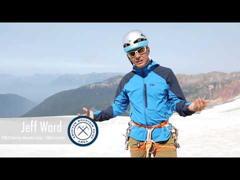 How to Rope Up for Glacier Travel