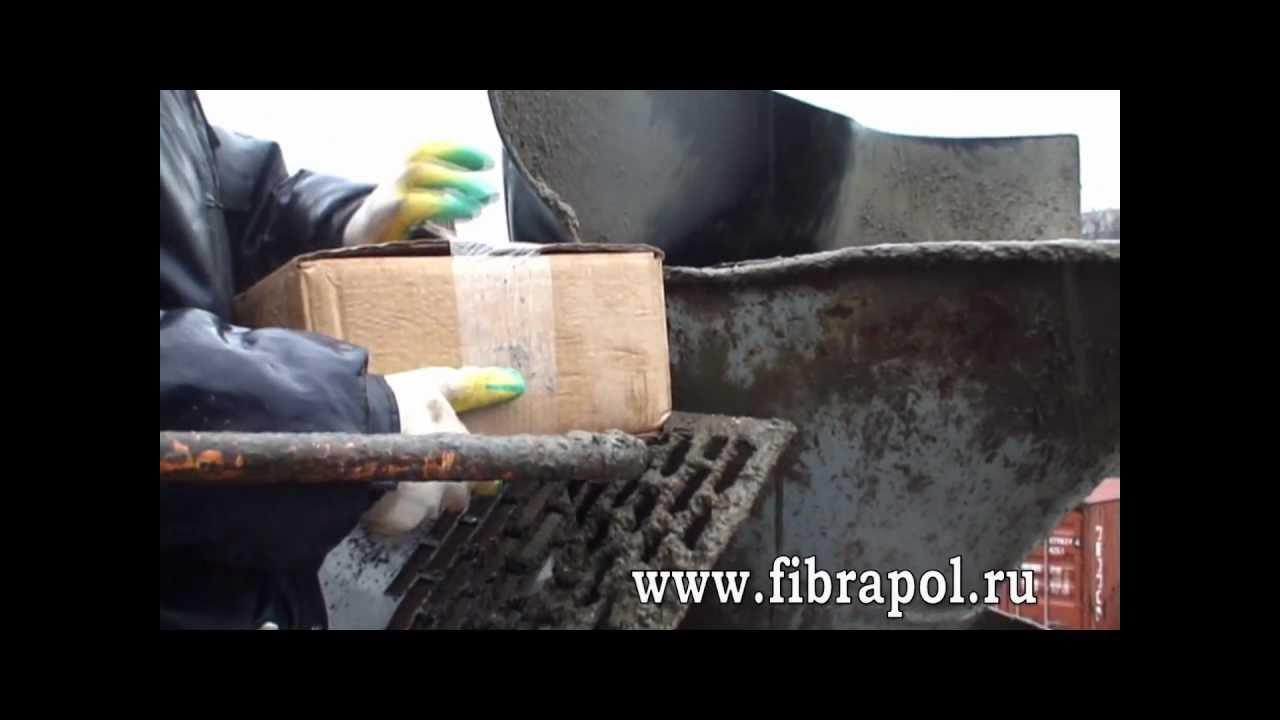 Фибра для бетона своими руками фото 40