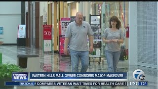 Eastern Hills Mall to become lifestyle center?