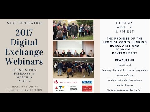 Next Generation Digital Exchange: The Promise of the Promise Zones