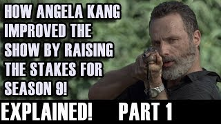 Season 9's Raised Stakes: How Angela Kang Improved The Walking Dead Narrative [Part 1]