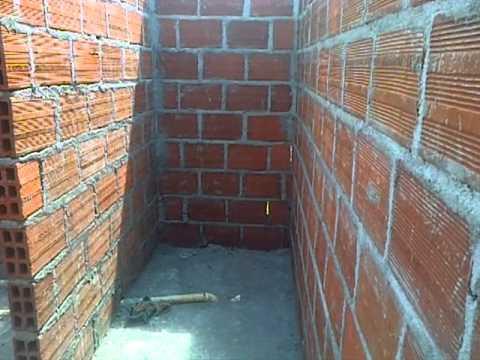 Segunda planta youtube Construir una pileta de ladrillos