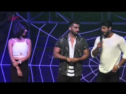 Khatron ke khiladi 7 - Arjun Kapoor Flirts With Siddhartha Shukla - Grand Launch